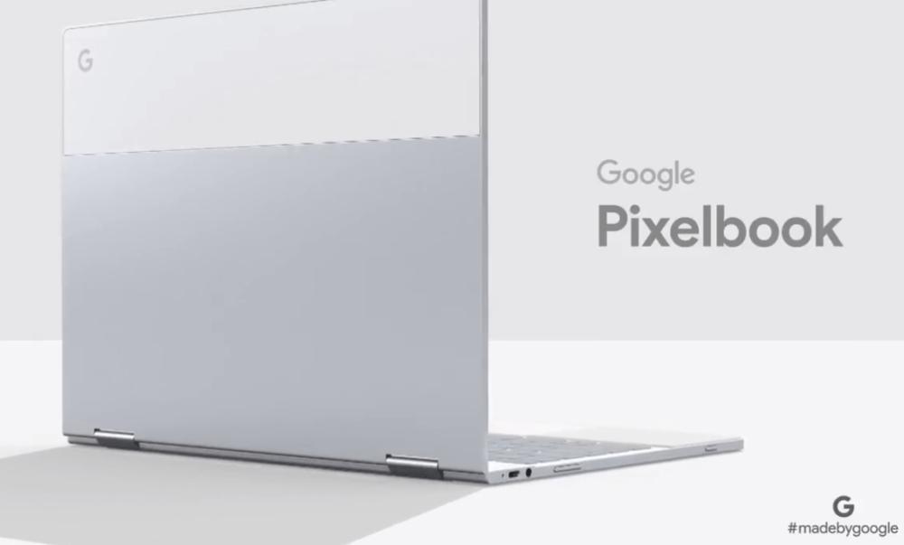 Google PixelBook el portátil que se guardaban en la manga