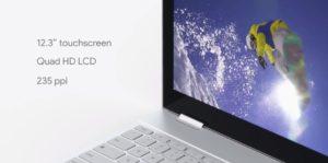 Google PixelBook el portátil que esperábamos con Chrome OS 1
