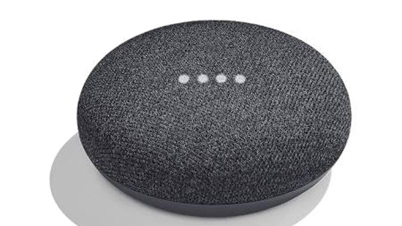 Google Home Mini se deja ver en Walmarkt por 49 dolares