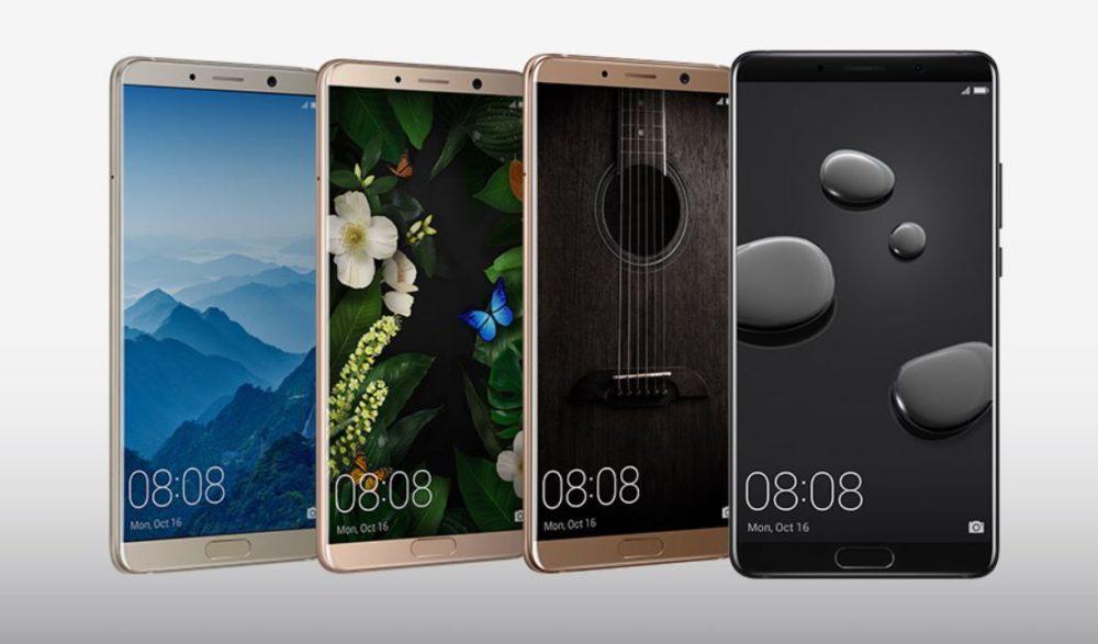 """Huawei Mate 10 y Mate 10 Pro llegan con Oreo, EMUI 8 y más """"inteligentes"""""""