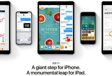 iOS 11 iPhone iPad iPod Touch
