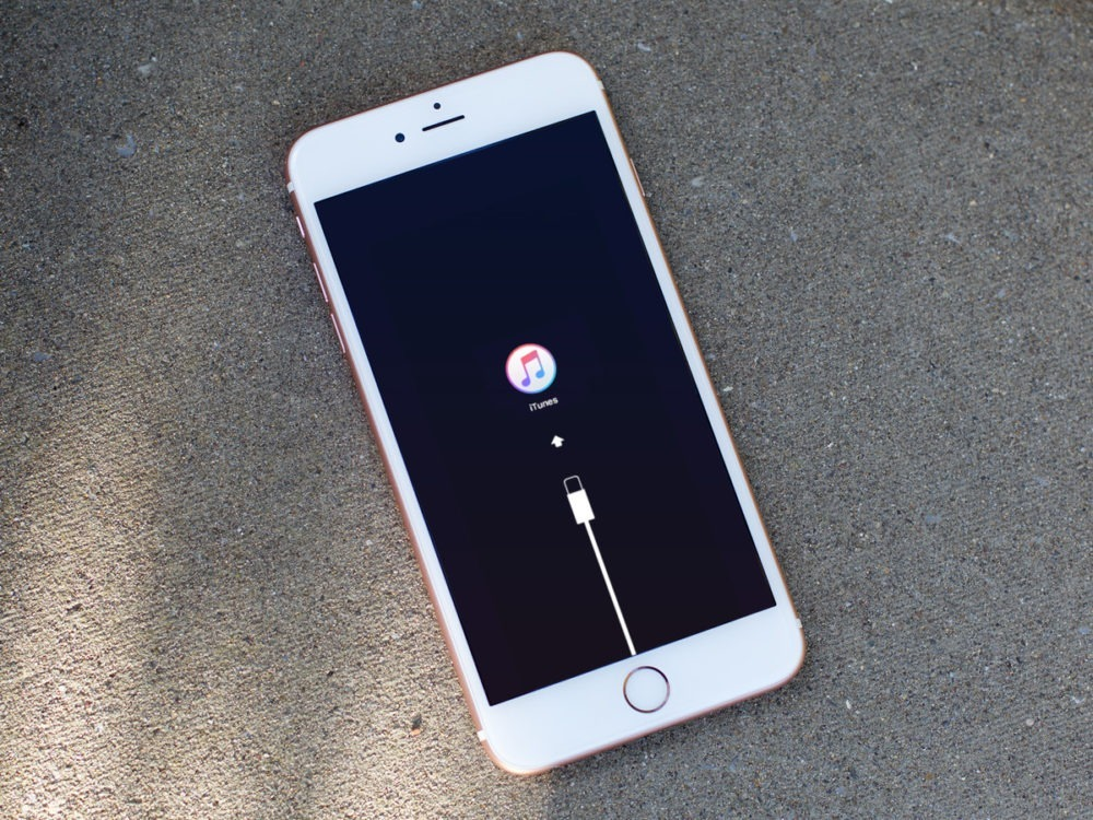 Modo de recuperación iOS