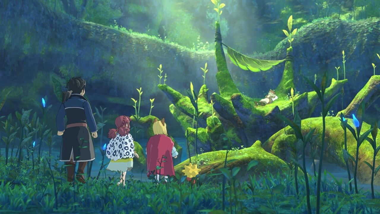 Ni No Kuni II, impresiones de la unión perfecta de Ghibli y el RPG [BGW17] 1