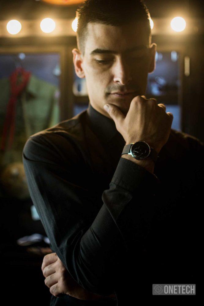 Nokia Steel luciendo espectacularmente elegante