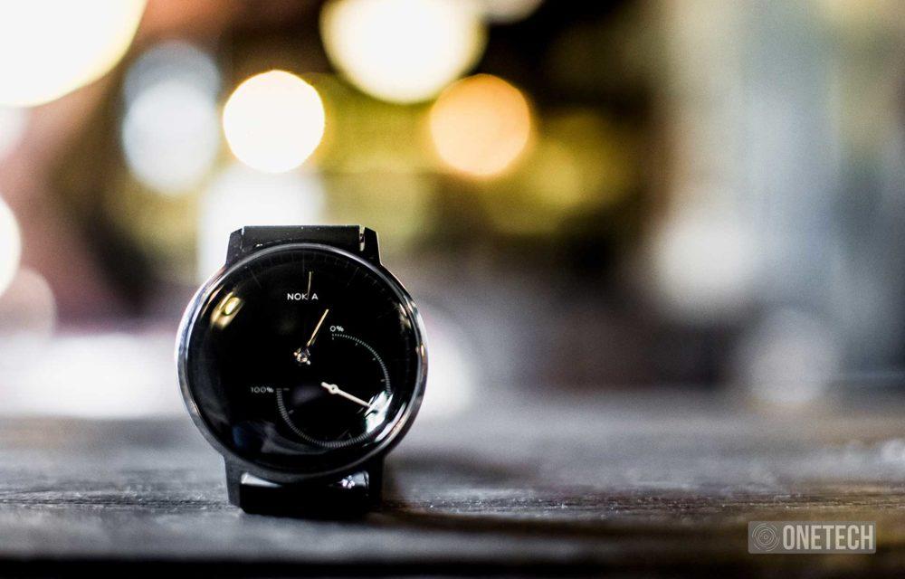 Nokia Steel, un reloj con diseño elegante por fuera e inteligente por dentro