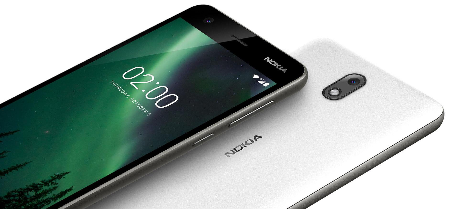 El Nokia 1 llegaría en marzo del 2018