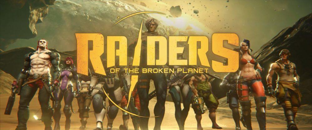 Raiders Of The Broken Planet gratis en Steam durante 48 horas 1
