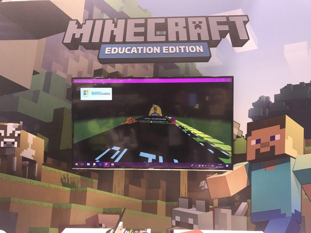 SIMO Educación 2017 une la educación y tecnología mediante realidad aumentada, gamificación y robots interactivos 3