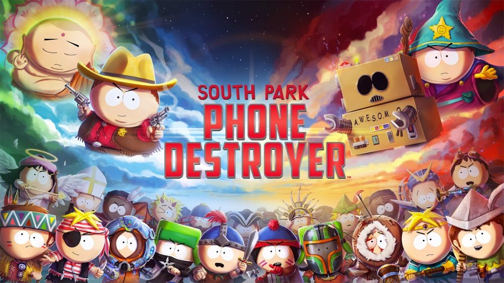 South Park: Phone Destroyer ya está disponible en la App Store y Google Play