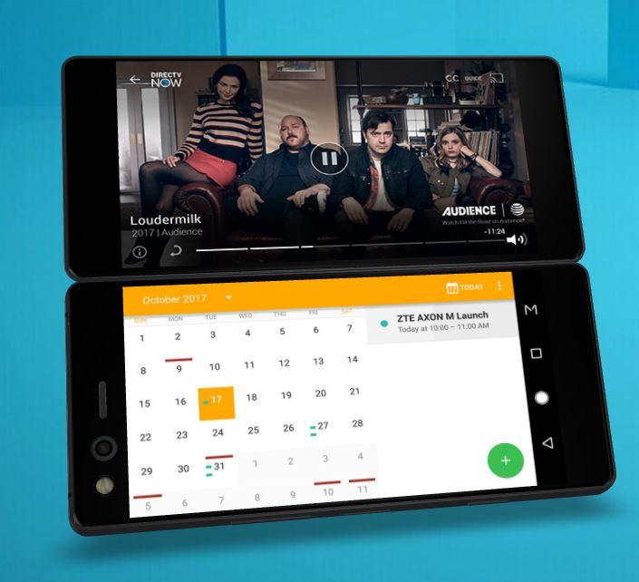 ZTE Axon M, el smartphone con doble pantalla ya es una realidad 2