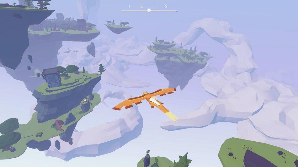 AER - Memories of Old, ¿Te gustaría poder volar? 5