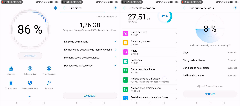 Honor 8 Pro, analizamos el tope de gama de la segunda marca de Huawei 2