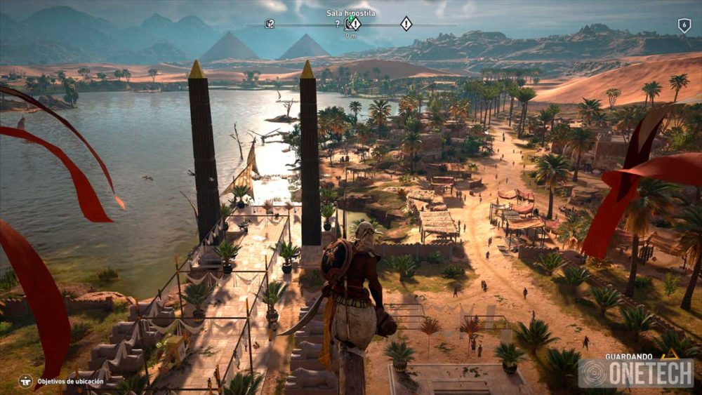 Assassin's Creed Origins, analizamos la mejor entrega de la saga 16
