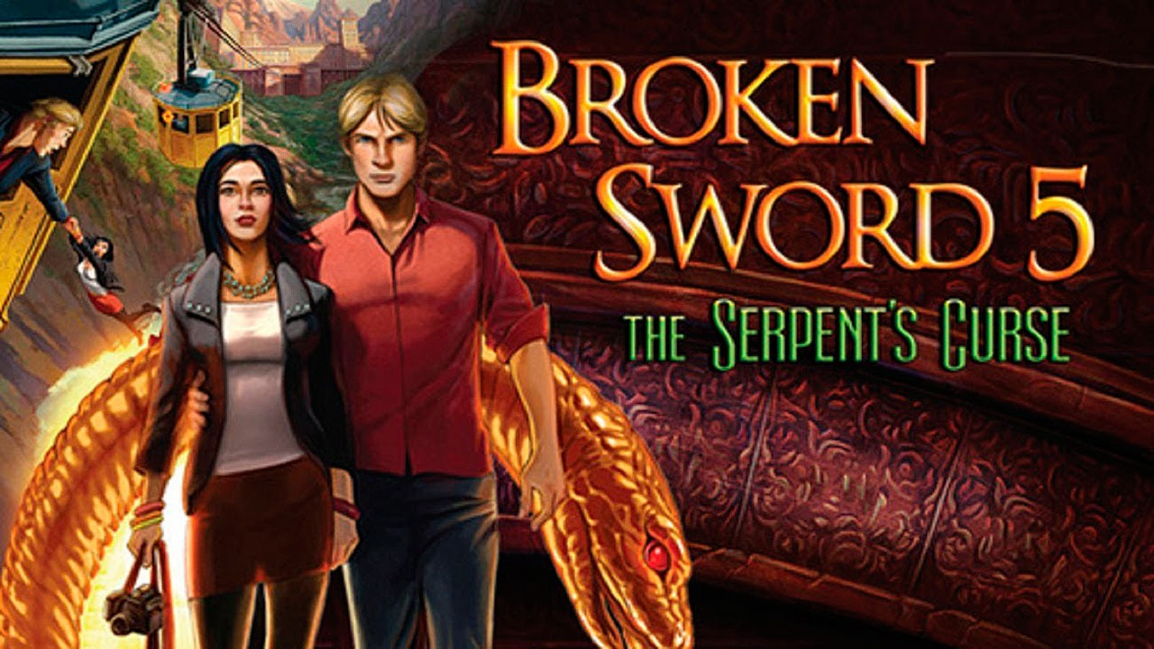 Broken Sword 5: La maldición de la serpiente, episodio 1 y 2 para PS VITA
