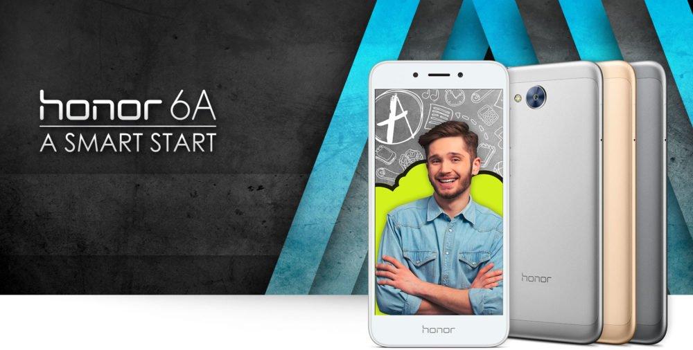 Dos Honor 6A por el precio de uno, nueva oferta Cyber Monday de Honor 2