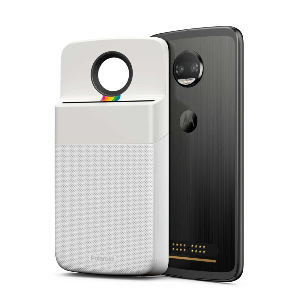 Polaroid Insta-Share Printer el nuevo moto mod de Motorola 1