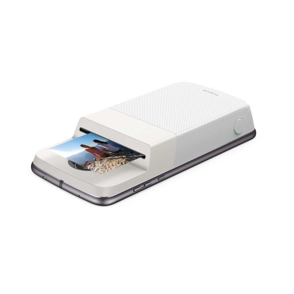 Polaroid Insta-Share Printer el nuevo moto mod de Motorola 3