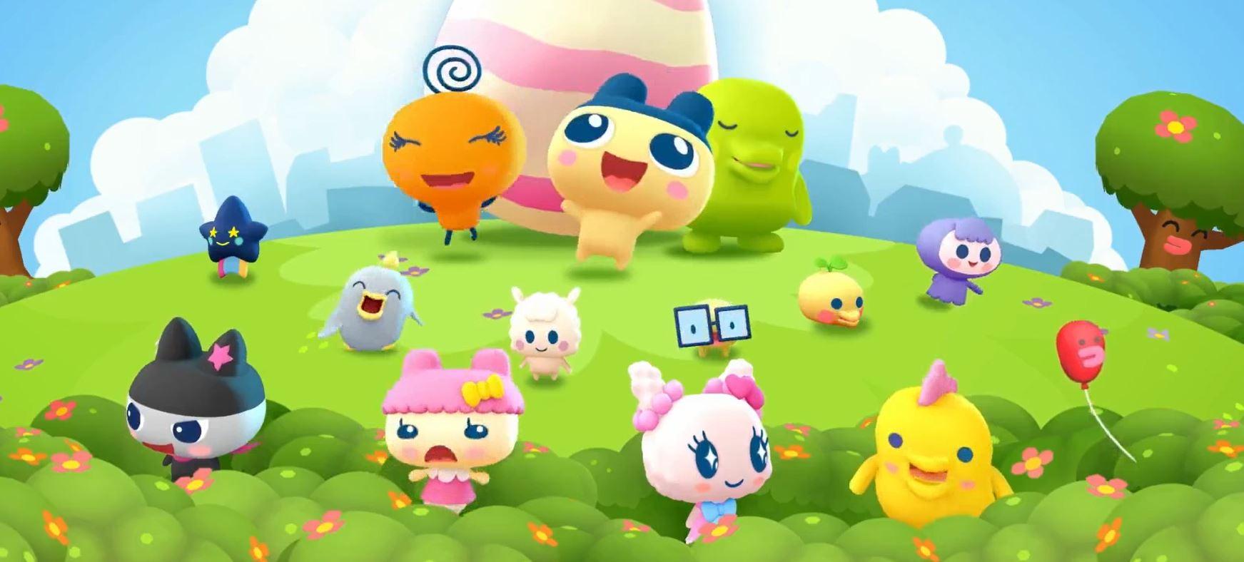 My Tamagotchi Forever amenaza con volver a revivir la fiebre por estas mascotas virtuales en iOS y Android 1