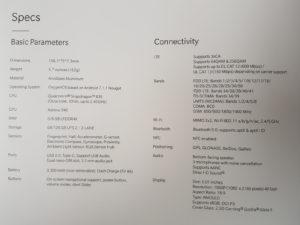 OnePlus 5T se filtra sus especificaciones, fotos, disponibilidad y fecha de lanzamiento 1