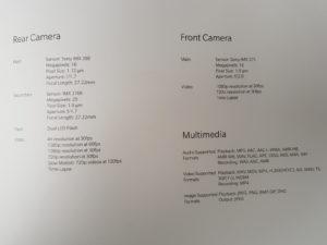 OnePlus 5T se filtra sus especificaciones, fotos, disponibilidad y fecha de lanzamiento 2