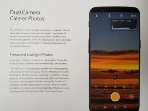 OnePlus 5T se filtra sus especificaciones, fotos, disponibilidad y fecha de lanzamiento 3