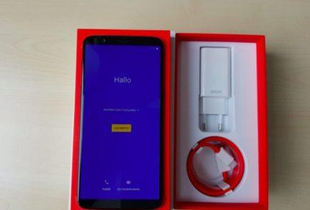 OnePlus 5T ahora en vídeo con un completo Unboxing antes de su lanzamiento 12