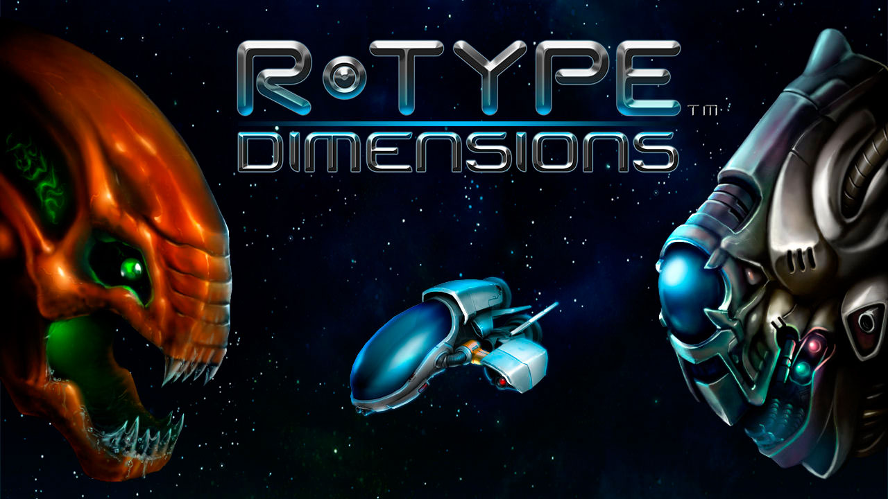 R-Type Dimensions para PS3