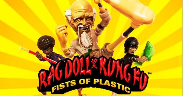Rag Doll Kung Fu: Fists of Plastic para PS3