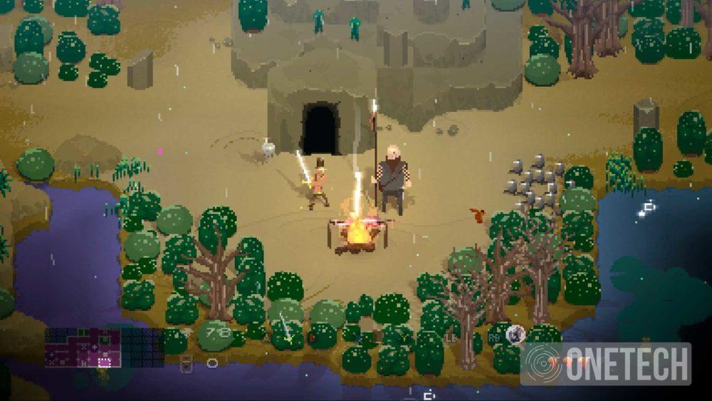 Songbringer, analizamos esta aventura procedural inspirada en Zelda 3
