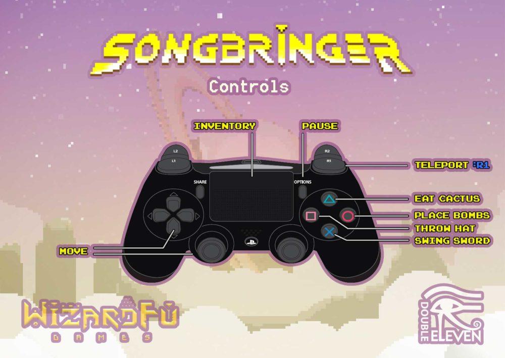 Songbringer, analizamos esta aventura procedural inspirada en Zelda 5