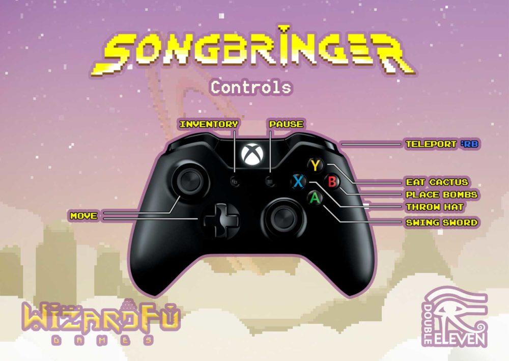 Songbringer, analizamos esta aventura procedural inspirada en Zelda 6