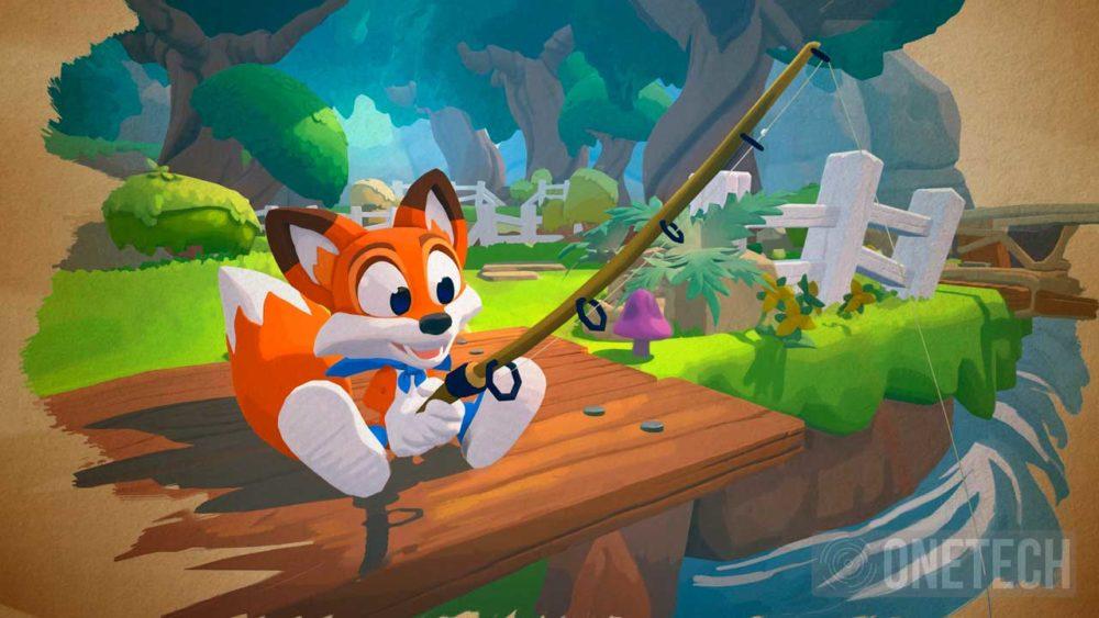 Super Lucky's Tale, analizamos a la nueva mascota de Microsoft 1