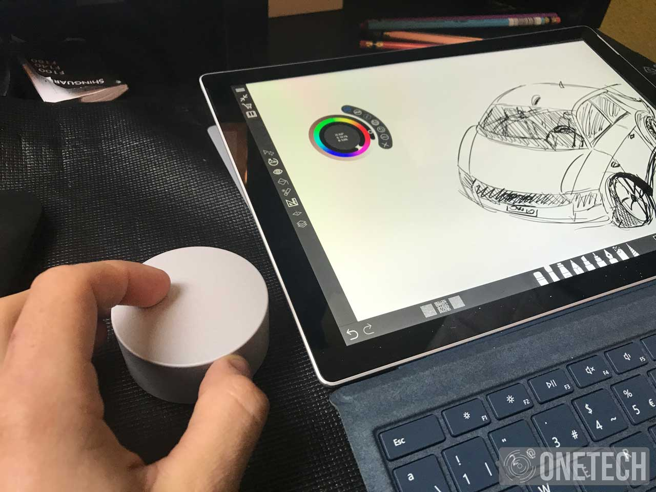 Analizamos el Surface Dial, la herramienta perfecta para los creativos 12