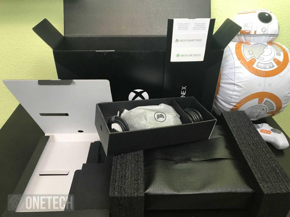 Unboxing Xbox One X Edición Project Scorpio. ¡La bestia ya está aquí! 2
