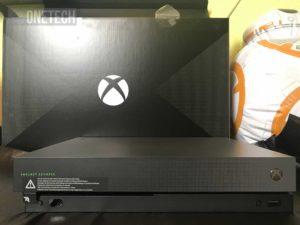 Unboxing Xbox One X Edición Project Scorpio. ¡La bestia ya está aquí! 7