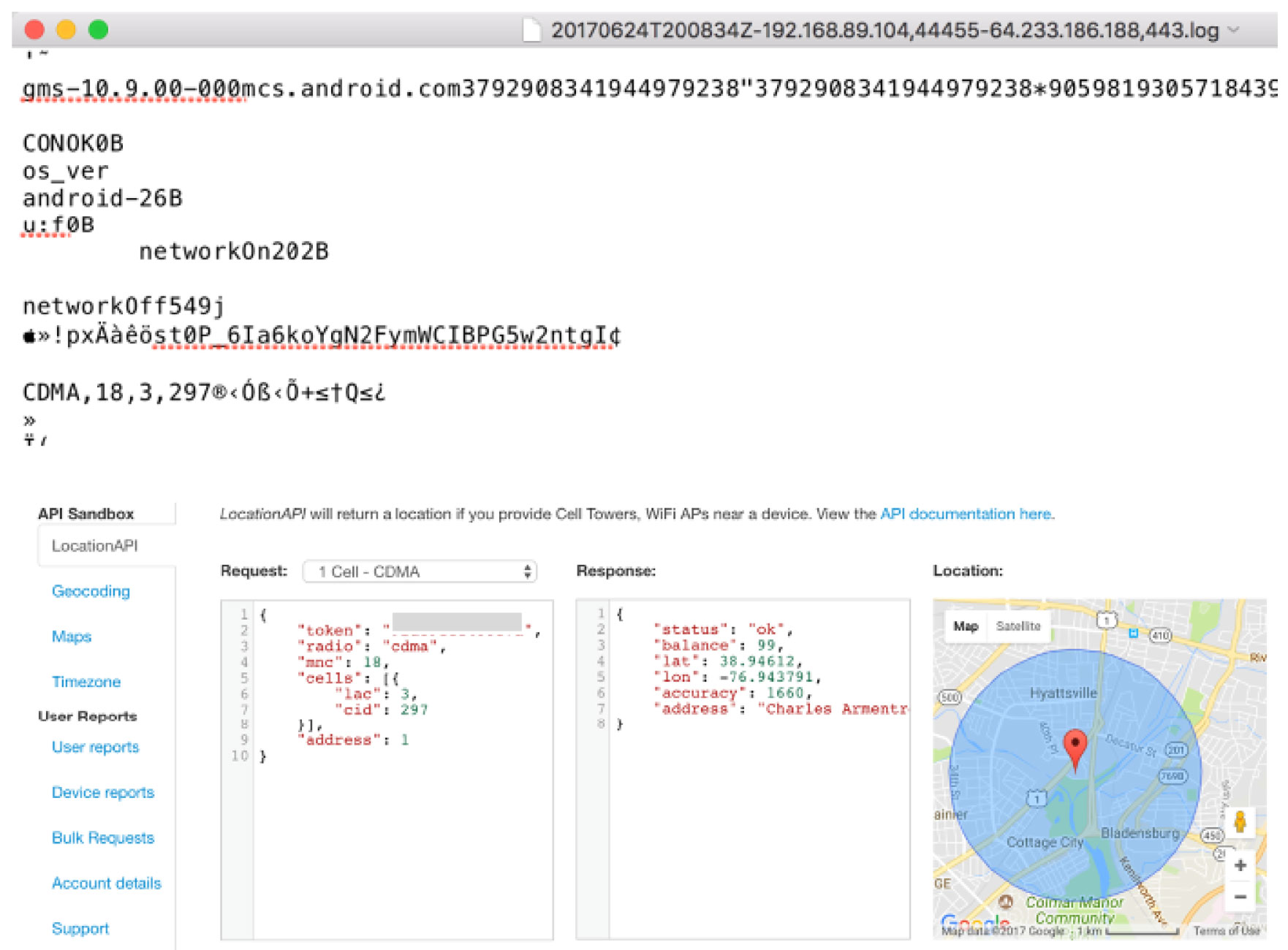 Google ha estado registrando la localización de los usuarios, aún estando desactivada 2