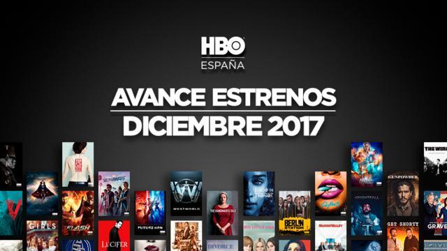 Estos son los estrenos de HBO para Diciembre en España