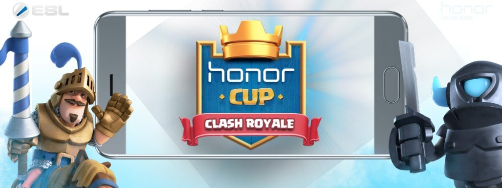 Honor Cup, un torneo de Clash Royale para España con 10.000€ en premios 1