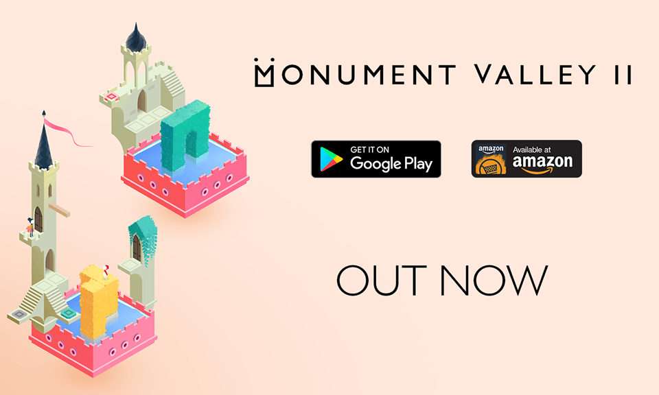 Monument Valley II ya está disponible para su descarga para Android y Amazon