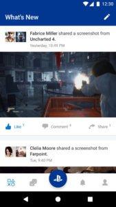 PlayStation rediseña su aplicación para Android e iOS 2