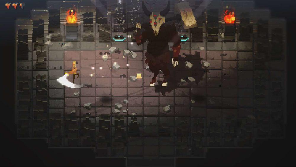 Songbringer, analizamos esta aventura procedural inspirada en Zelda 7