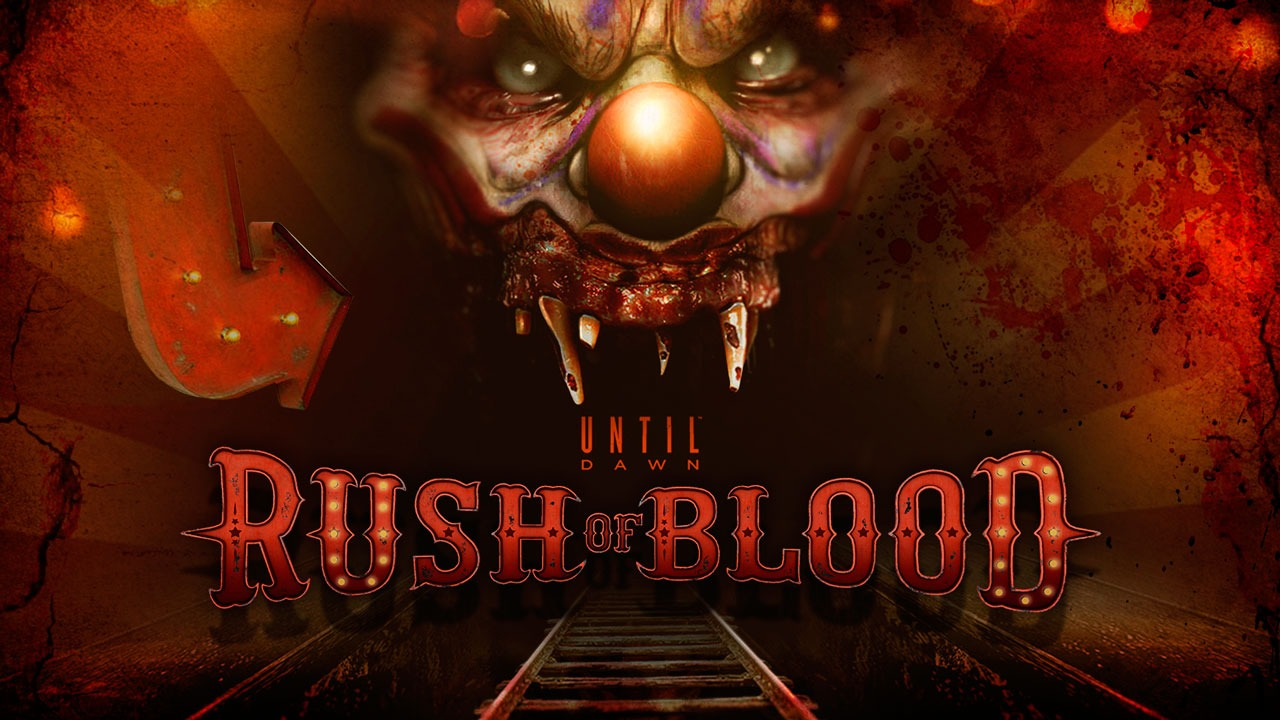 Until Dawn Rush of Blood para PS4