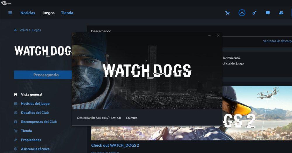 Watch Dogs de Ubisoft, consiguelo gratis para tu PC