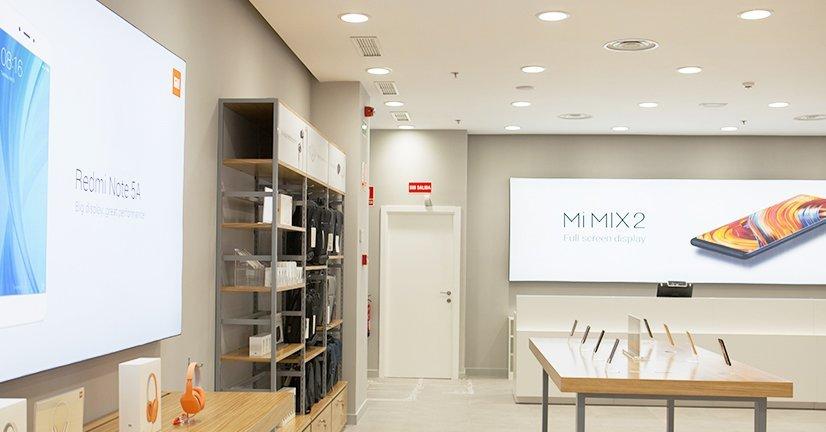 Xiaomi presenta sus tiendas y comienza a vender directamente en España