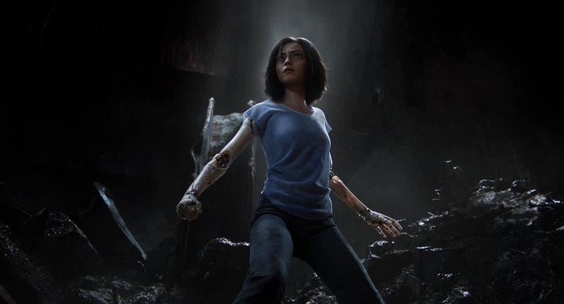 Alita Angel de Combate film 2