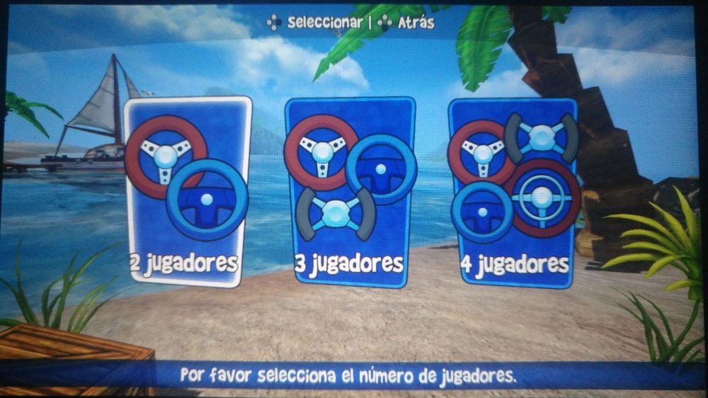 Análisis de Beach Buggy Racing para Nintendo Switch 10
