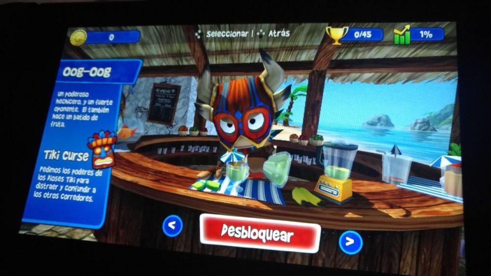 Análisis de Beach Buggy Racing para Nintendo Switch 3
