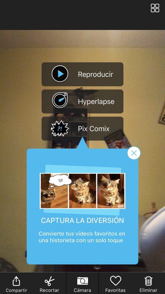 Photosynth retorna a iOS integrado en Microsoft Pix 2