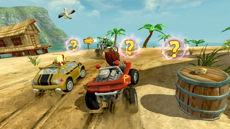 Análisis de Beach Buggy Racing para Nintendo Switch 6