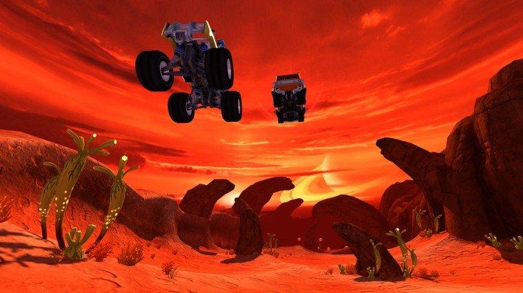 Análisis de Beach Buggy Racing para Nintendo Switch 9